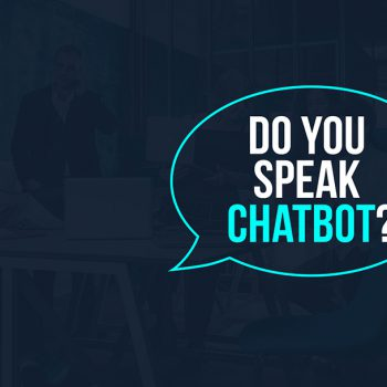 Innovation meet-up : Do you speak chatbot?