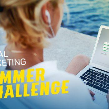 Êtes-vous prêt à relever le défi Marketing Digital de l'été ?