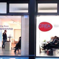 CREA s'implante à Lausanne