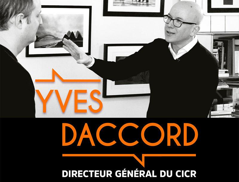 Yves Daccord, Directeur Général du CICR – Be My Guest #1