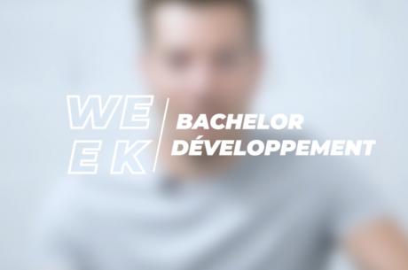 SPECIAL WEEK #2 : Développement Web & Applications