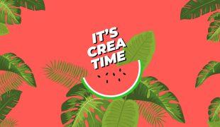 It's CREA Time