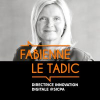Fabienne Le Tadic, Directrice de l'innovation digitale de SICPA – BMG #3