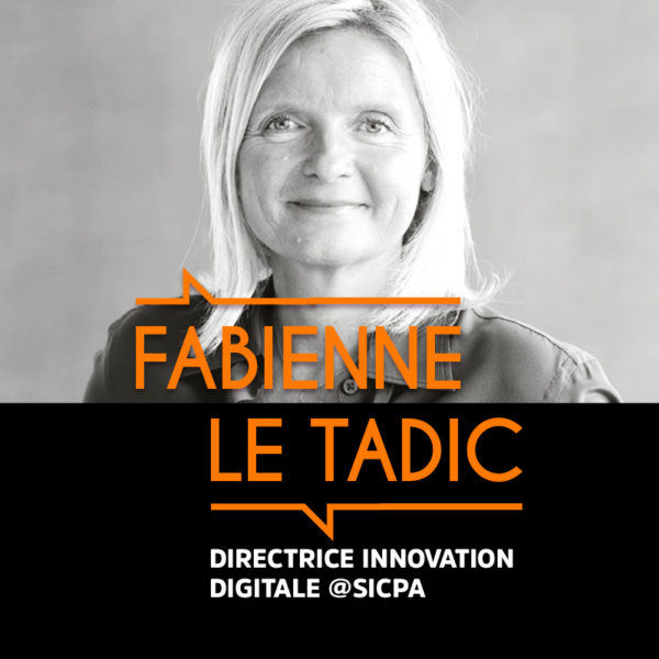 Fabienne Le Tadic, Directrice de l'innovation digitale de SICPA – BMG #3