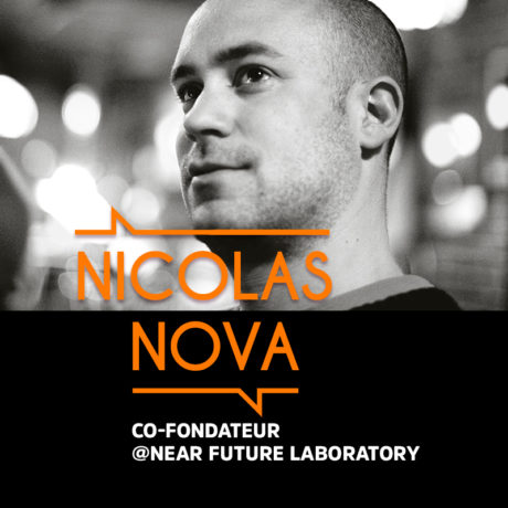 Nicolas Nova, Co-fondateur du Near Future Laboratory – BMG #5