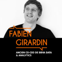 Fabien Girardin, Ancien co-CEO de BBVA Data & Analytics - #BMG7