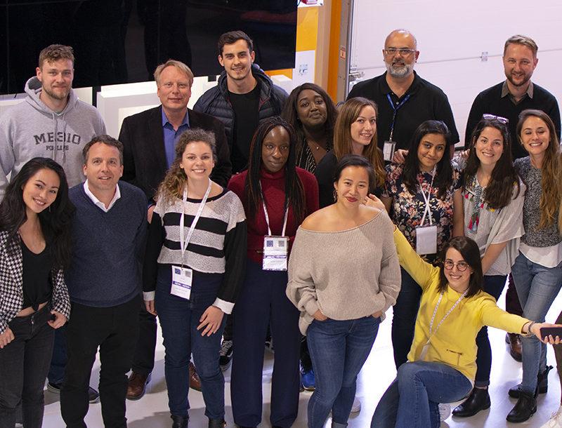 CERN & CREA: SCIENCE WITH SOCIAL MEDIA INSIDE!