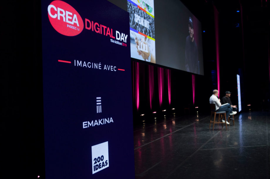 10 ans du CREA DIGITAL DAY – 2/2