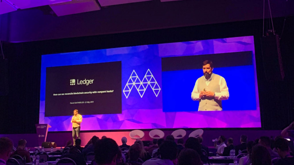 malta-blockchain-summit-2019-conference-ledger-pascal-gautier