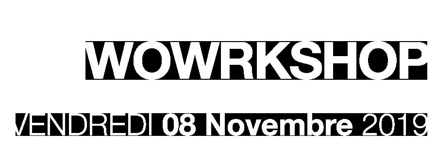 Events | WOWRKSHOP – Digitalisation du parcours client