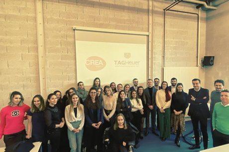 Workshop TAG Heuer
