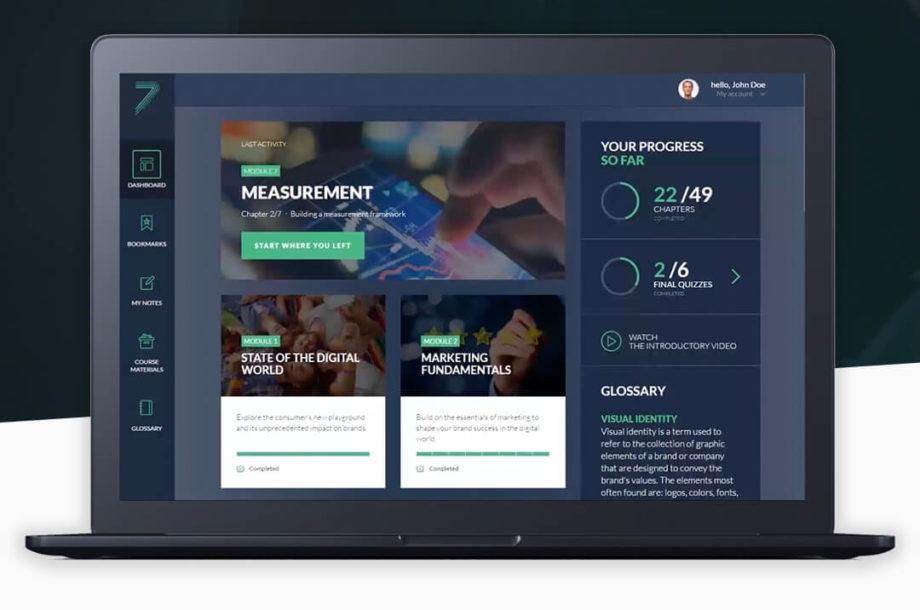 Formation e-Learning «Marketing Digital»: Offre gratuite 30 jours